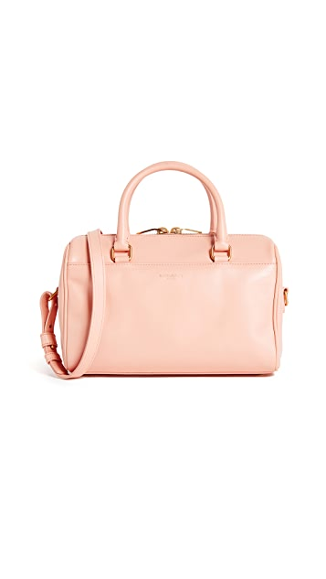 What Goes Around Comes Around YSL Calf Classic Baby Duffel Bag (Previously Owned)
