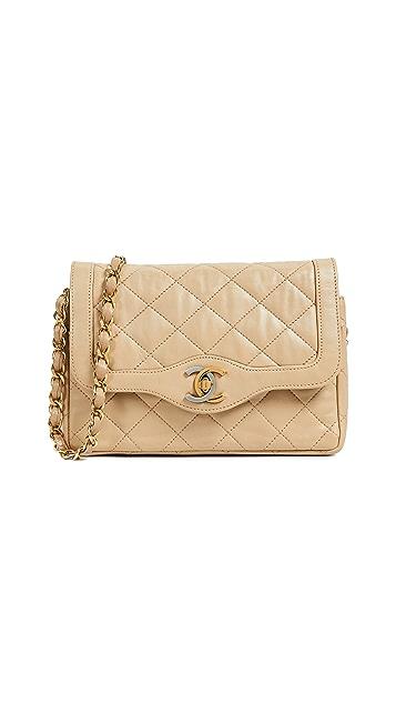 What Goes Around Comes Around Маленькая сумка Chanel Paris