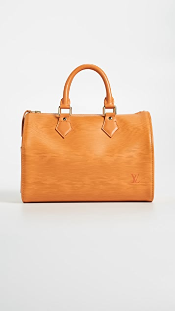 What Goes Around Comes Around Louis Vuitton Epi Speedy 25 Bag