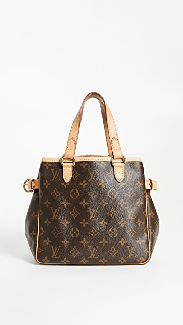 What Goes Around Comes Around Louis Vuitton Monogram A Batignolles Tote Bag - Brown