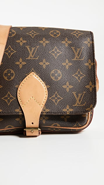 What Goes Around Comes Around Louis Vuitton Monogram A Cartouchiere 斜背包