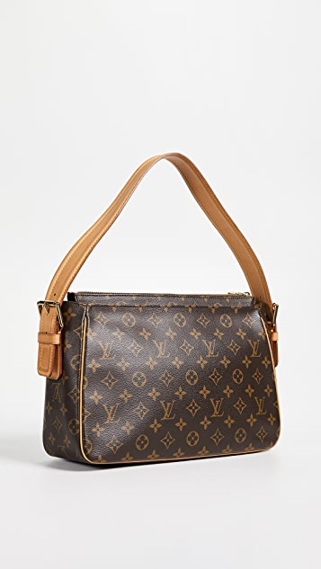 What Goes Around Comes Around Louis Vuitton Monogram A Vivacite Shoulder Bag