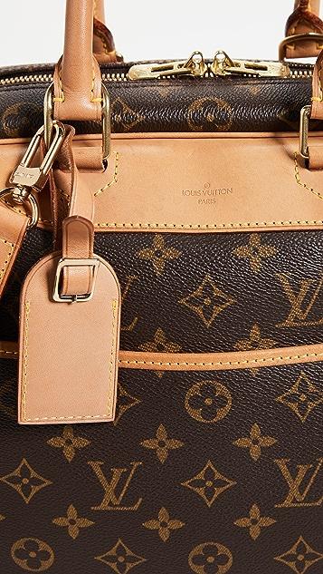 What Goes Around Comes Around Louis Vuitton Monogram Deauville Bag