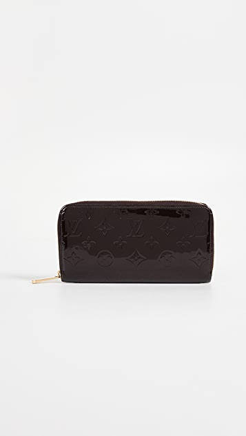 ba021910485e What Goes Around Comes Around Louis Vuitton Vernis Zippy Wallet ...