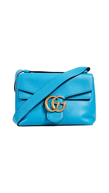 What Goes Around Comes Around Gucci Marmont Shoulder Bag