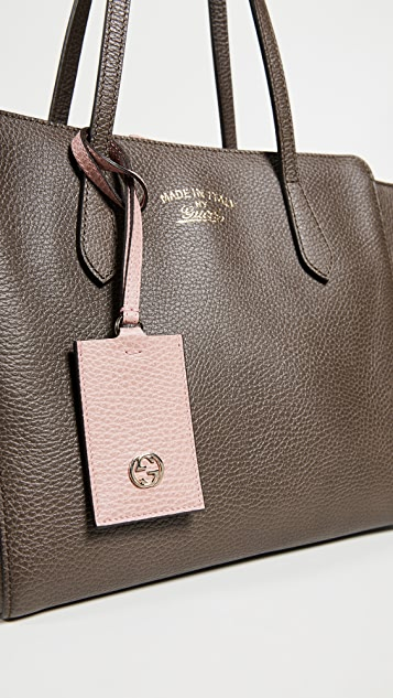 What Goes Around Comes Around Gucci Swing Tote