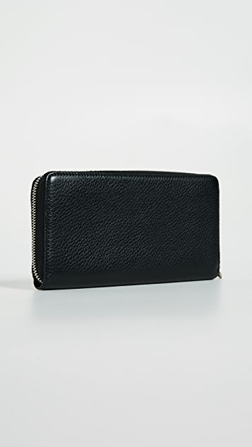 What Goes Around Comes Around Gucci Soho Wallet