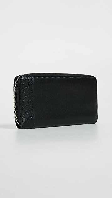 What Goes Around Comes Around Gucci Zip Around Wallet