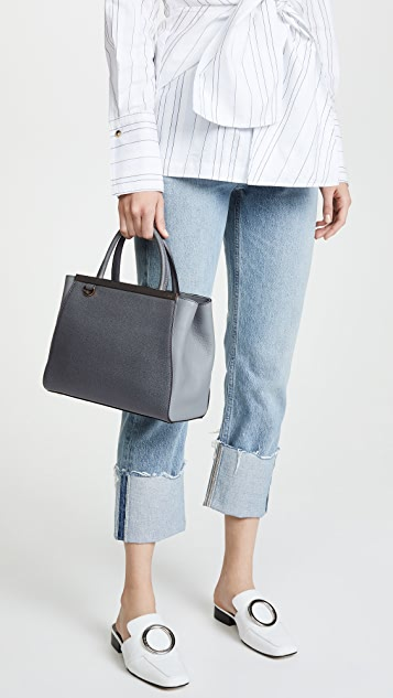 What Goes Around Comes Around Fendi 2Jours Petite Bag