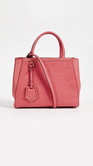 What Goes Around Comes Around Fendi 2Jours Petite Bag - Pink