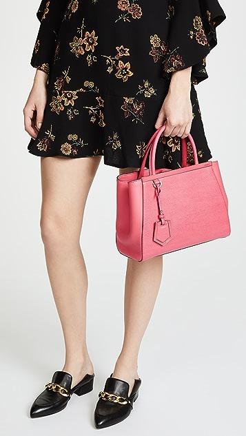 What Goes Around Comes Around Fendi 2Jours Petite Bag