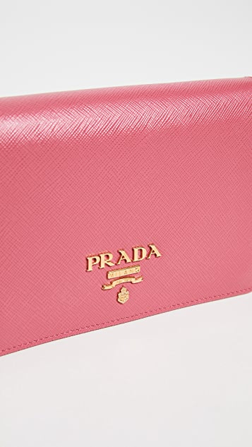 What Goes Around Comes Around Prada Saffiano Bag