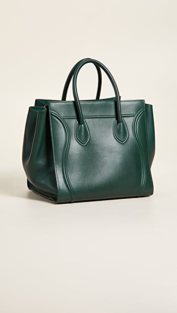What Goes Around Comes Around Celine Medium Smooth Phantom Tote