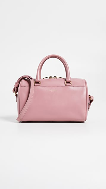 What Goes Around Comes Around YSL Baby Duffel Bag - Pink