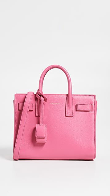 What Goes Around Comes Around YSL De Jour Nano Bag - Pink