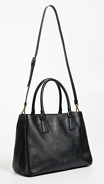 What Goes Around Comes Around Prada Luxe Tote Bag