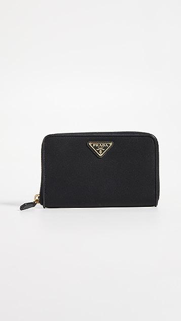 0bb159c6dff2b4 What Goes Around Comes Around Prada Nylon Wallet | SHOPBOP