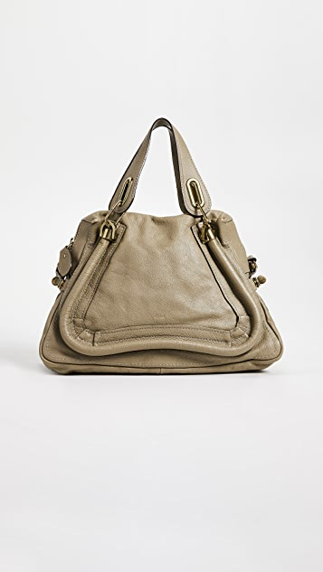 What Goes Around Comes Around Chloe Paraty Medium Shoulder Bag