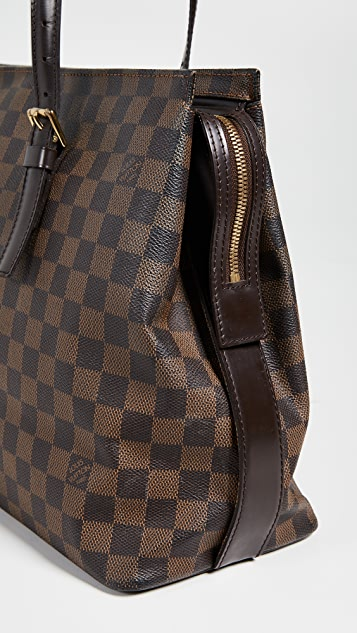 What Goes Around Comes Around Louis Vuitton Damier Chelsea Bag
