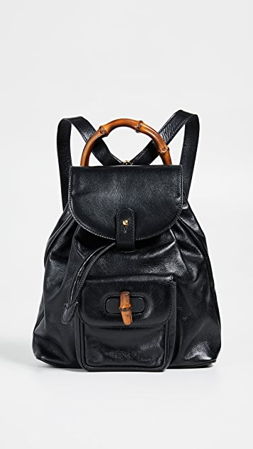 a0565bf5701e What Goes Around Comes Around Gucci Small Backpack ...