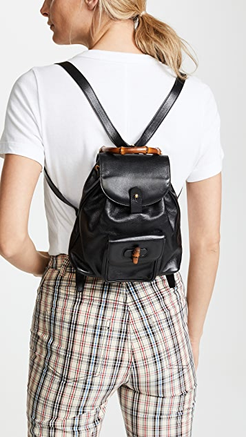 What Goes Around Comes Around Gucci Small Backpack