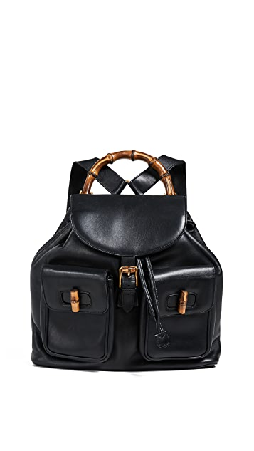 What Goes Around Comes Around Gucci Large Backpack