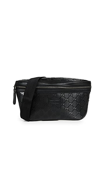 What Goes Around Comes Around Gucci Imprime Waist Pouch