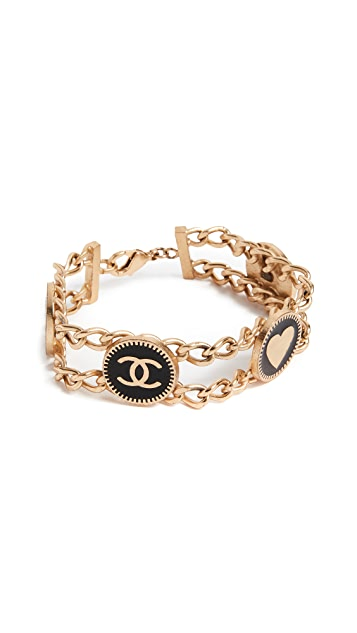 What Goes Around Comes Around Chanel Star Bracelet