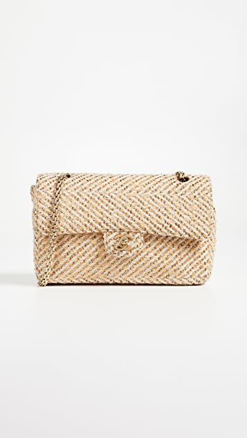 2d5158d444dde What Goes Around Comes Around Chanel Tweed Bag | SHOPBOP
