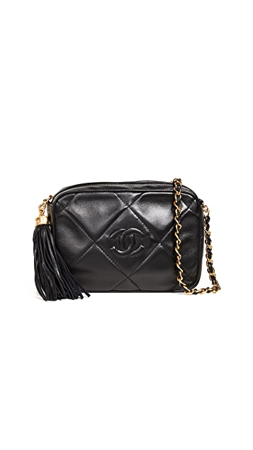 What Goes Around Comes Around Chanel Small Camera Bag
