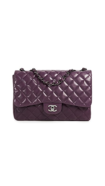 What Goes Around Comes Around Chanel Classic Jumbo Bag | SHOPBOP