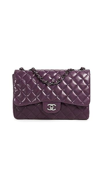 What Goes Around Comes Around Chanel Classic Jumbo Bag | SHOPBOP