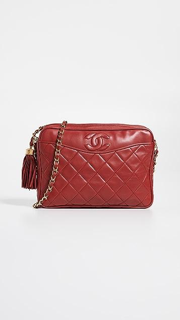 7ae04ba46b27 What Goes Around Comes Around Chanel Medium Camera Bag | SHOPBOP
