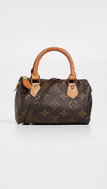 e2564741a93a76 What Goes Around Comes Around Louis Vuitton Monogram Mini Bag | SHOPBOP