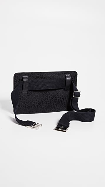 What Goes Around Comes Around Поясная сумка Dior из нейлона