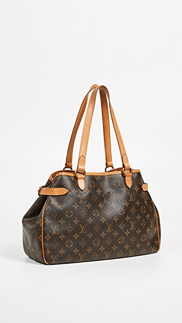 What Goes Around Comes Around Louis Vuitton 交织字母 Batignolles Horiz 包