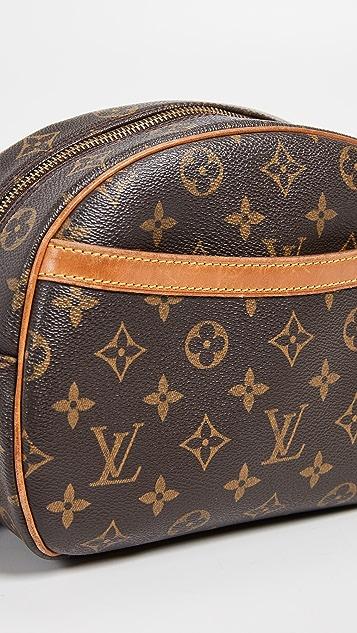What Goes Around Comes Around LV Monogram Blois Bag