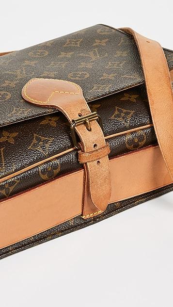 What Goes Around Comes Around Сумка Cartouchiere с монограммами от Louis Vuitton