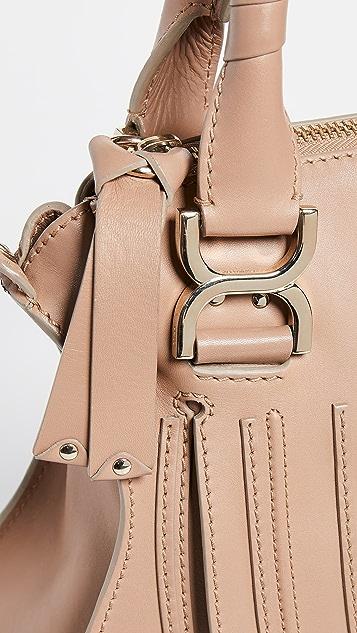 What Goes Around Comes Around Chloe Medium Marcie Satchel Bag