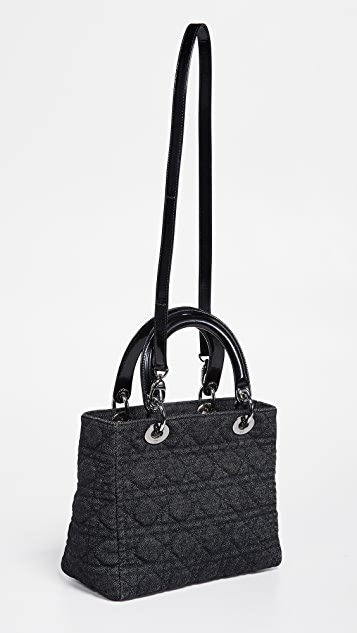 What Goes Around Comes Around Dior Medium Lady Dior Bag