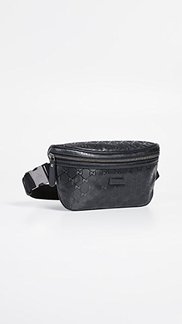 8ee8063949e3 What Goes Around Comes Around Gucci Imprime Waist Pouch