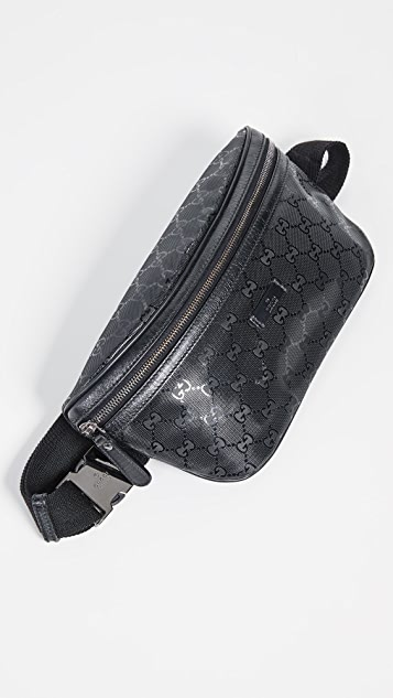 What Goes Around Comes Around Поясная сумка Gucci Imprime