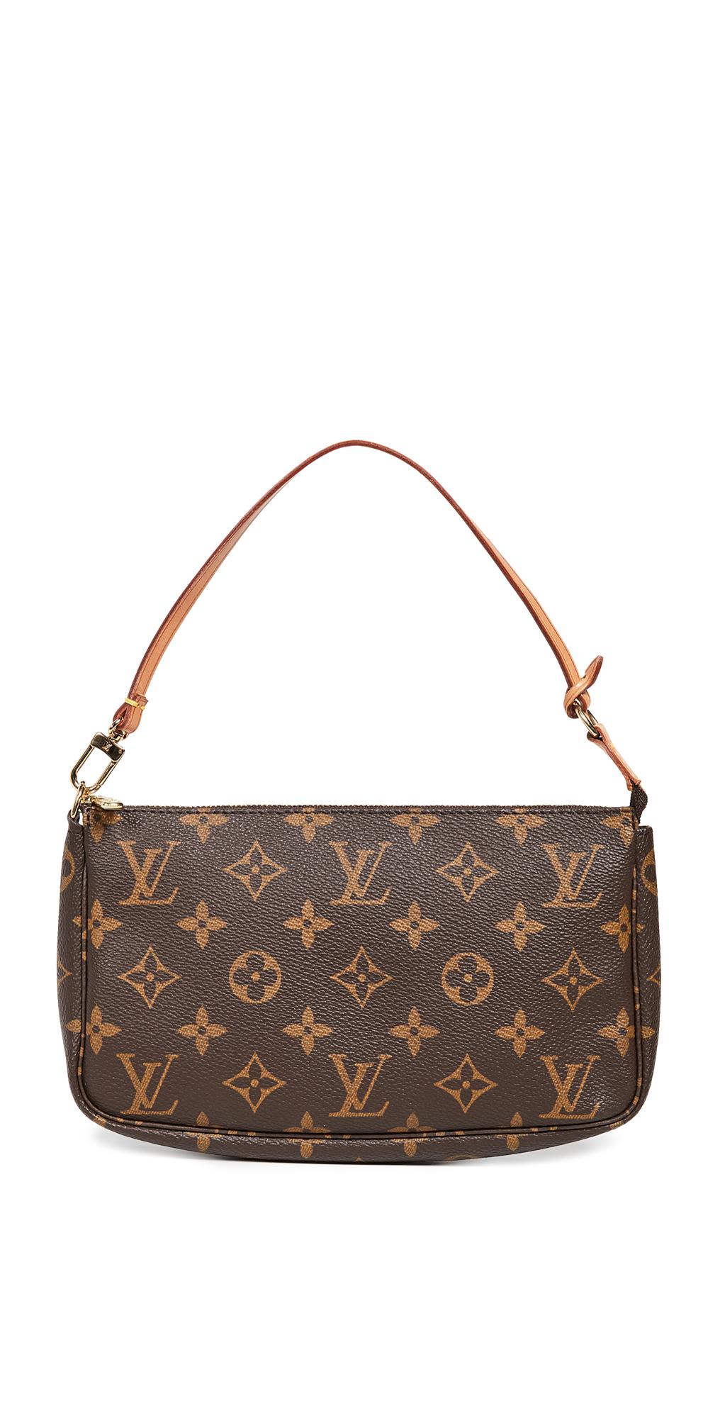What Goes Around Comes Around Louis Vuitton Monogram Pochette
