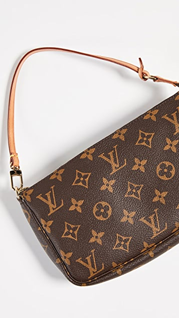 What Goes Around Comes Around Louis Vuitton Monogram Pochette