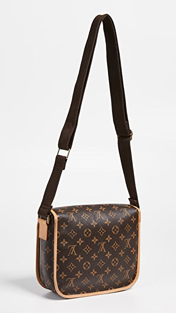 What Goes Around Comes Around Louis Vuitton Monogram Bosphore Messenger Bag