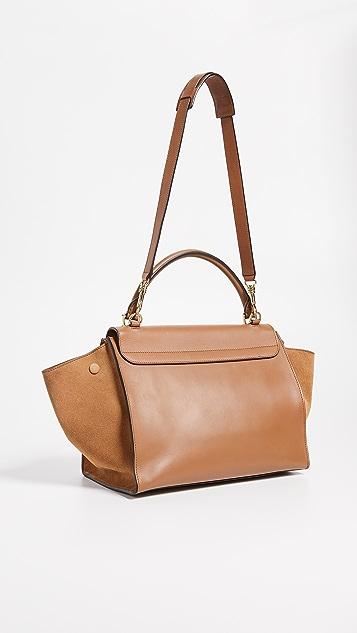 What Goes Around Comes Around Celine Medium Trapeze Bag