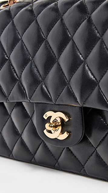 What Goes Around Comes Around Chanel Lambskin 2.55 10