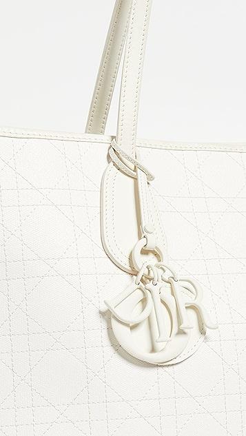 What Goes Around Comes Around Маленькая объемная сумка Panarea с короткими ручками от Dior
