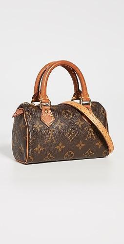What Goes Around Comes Around - Louis Vuitton Mini HL Speedy bag