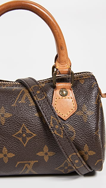 What Goes Around Comes Around Louis Vuitton Mini HL Speedy 包